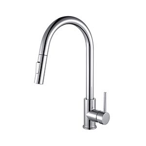 VIVO PULL DOWN 10.14301.CHR |  TASORO PRODUCTS - FAUCETS