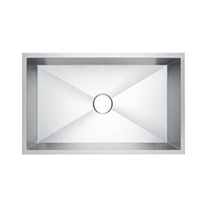 APEXX BRUSHED NICKEL16G 11.63219.BN | TASORO PRODUCTS - SINKS