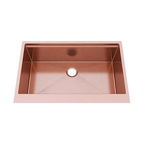 APEXX ROSE GOLD 16G 11.63219.RGD | TASORO PRODUCTS - SINKS