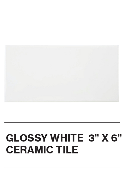 Glossy White 3
