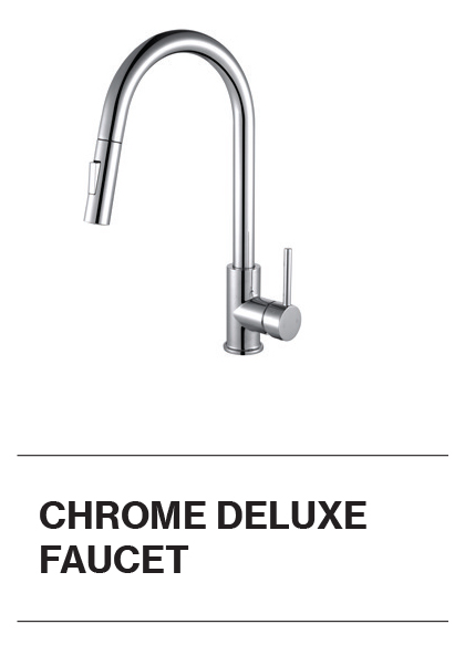 Chrome Deluxe Faucet